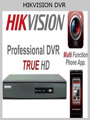 Hikvision-dvr