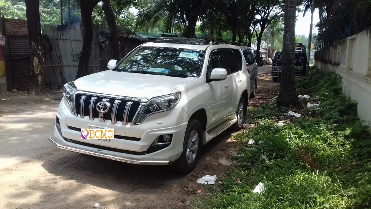 SUV Service in Dhaka,Bangladesh