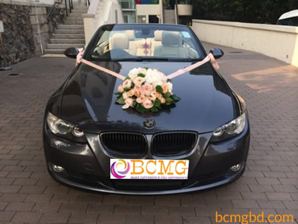 Bmw Car Hire For Wedding Dhaka Bangladesh Bcmgbd