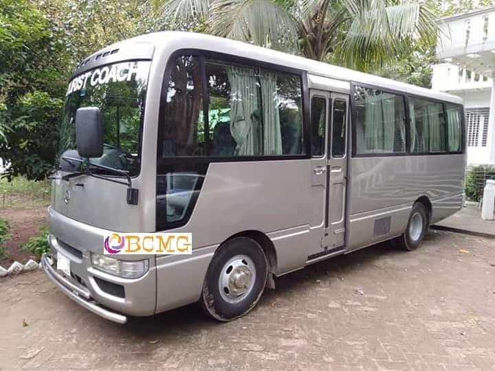 Ac Bus Rent In Dhaka Bangladesh