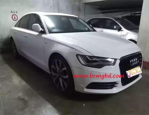 Audi Rent In Dhaka