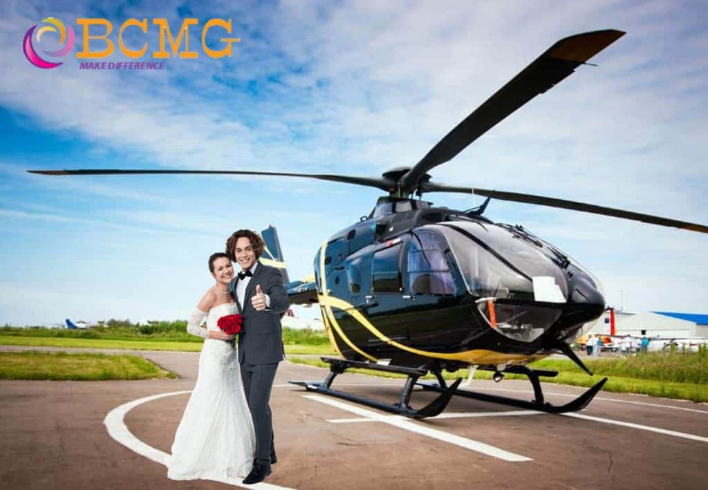 Helicopter Rental Service In Dhaka