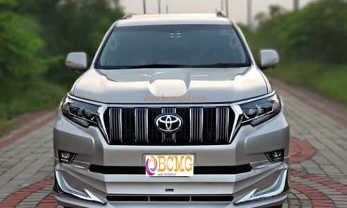 BCMG Ltd provide Toyota Land Cruiser Prado rental in Kotwali Dhaka