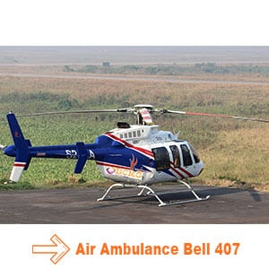 Air Ambulance Bell 407