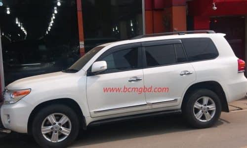 BCMG Ltd provide Toyota Land Cruiser Prado rental in Uttara Dhaka