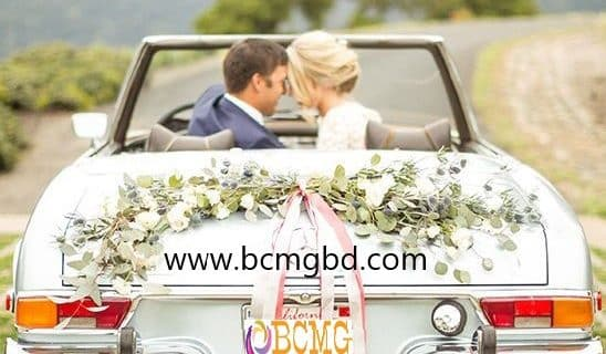 Luxurious Vintage Groom Car Service in Dhaka Bangladesh