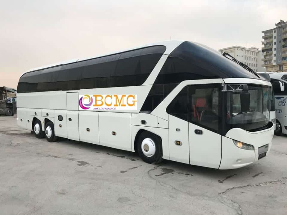 Bus Rental Service In Bangladesh