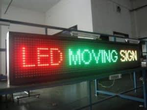 Led Moving Display Board in Dhaka Bangladesh