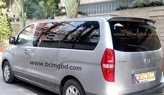 Microbus rent Dhaka
