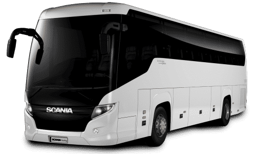 Business Class Bus Rental