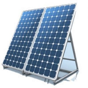 Commercial 2KW On-Grid Solar Power Plant