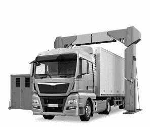 Container & Vehicle X-Ray in Uttara Dhaka