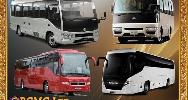 BUS rental service in Uttara