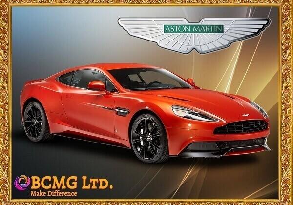 Aston Martin car rental service in Uttara