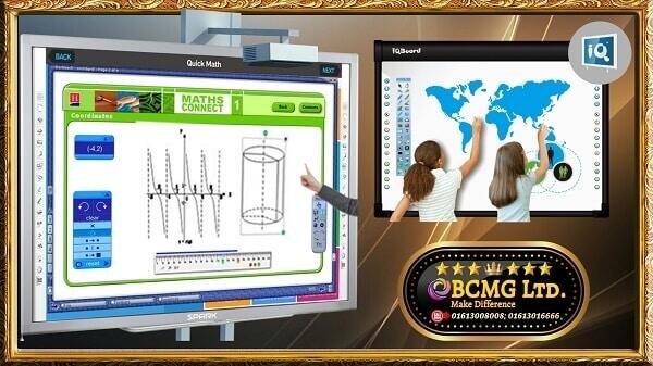 Digital interactive Board