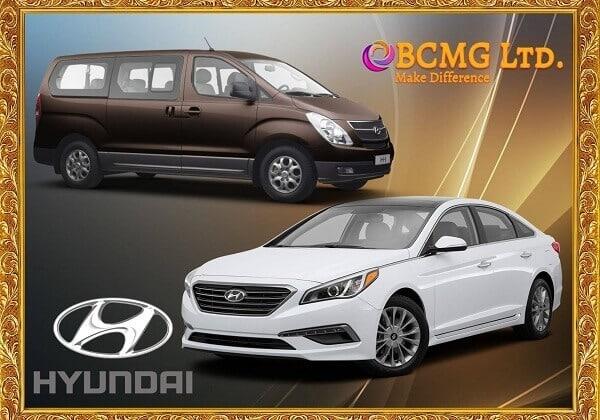 Hondai car rental service in Uttara
