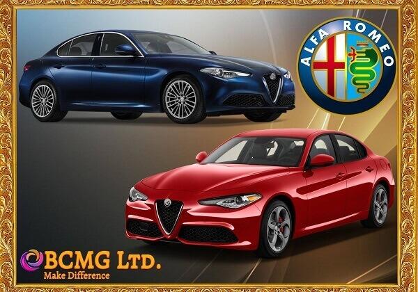 Alfa Romeo car rental service in Uttara
