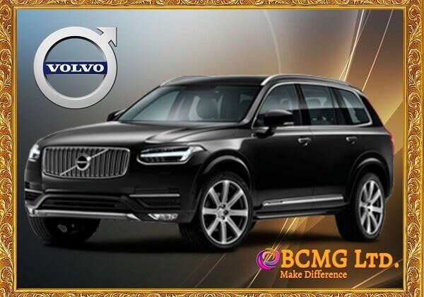Volvo car rental service in Uttara