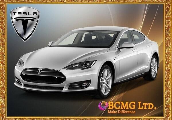 Tesla car rental service in Uttara