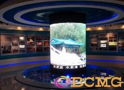 led display system