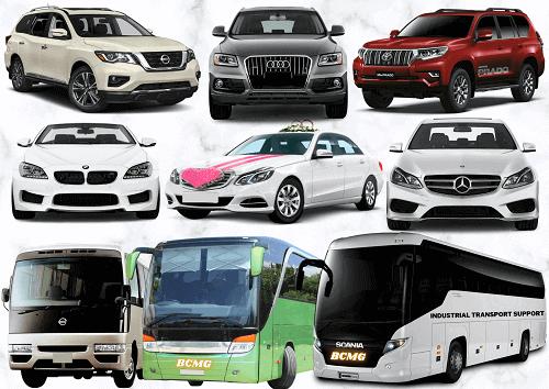 Car Rental Service in Dhaka Bangladesh