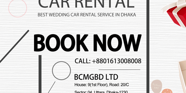 We provide luxury cars across major cities in Bangladesh. Our wedding cars are of exceptional quality and our service