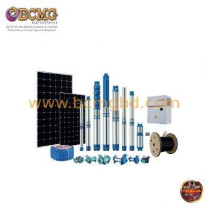 Solar AC Pumping System