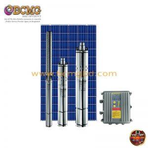 Solar DC Pumping System