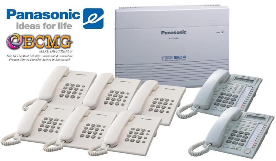 Panasonic PABX Distributor in Bangladesh